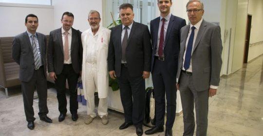 Delegacija opštine Gradiška u posjeti gradu Wels, Republika Austrija
