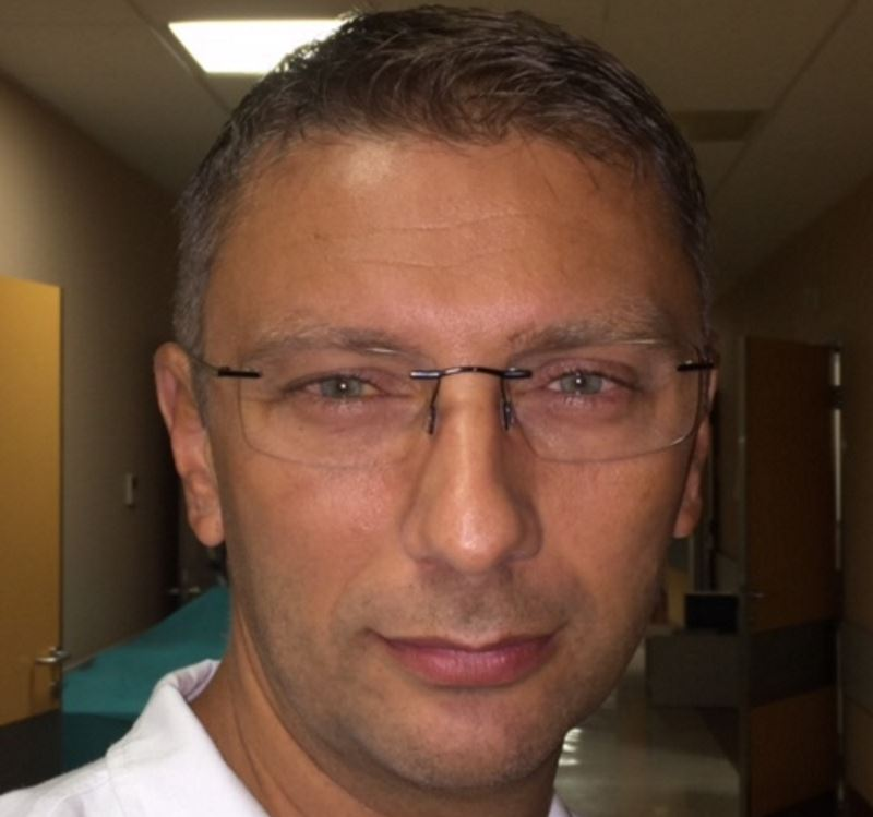 asist.dr sci.med. Aleksandar Gluhović