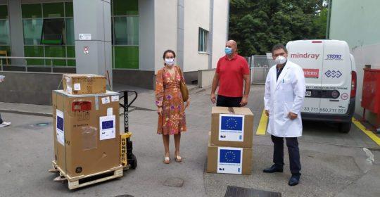 Donacija Evropske unije